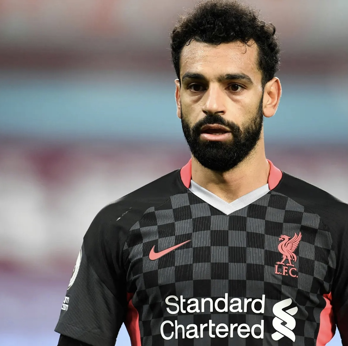 Liverpool star Salah tests positive again for coronavirus