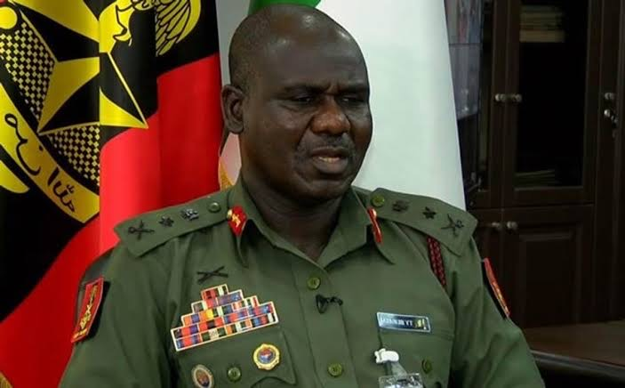 Chief of Army Staff, Lt Gen Tukur Buratai