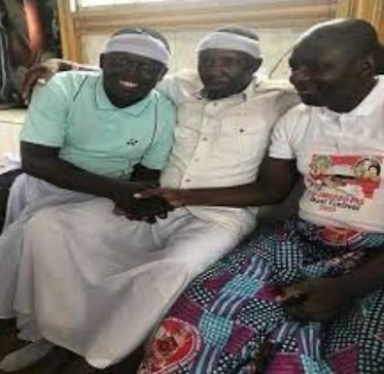 Tompolo makes first public appearance after six years NEWS