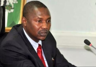 Attorney General (AGF) and Justice Minister, Abubakar MalamI