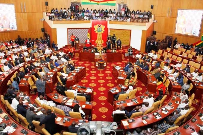 Ghana shuts parliament after 168 lawmakers, officials contract COVID-19