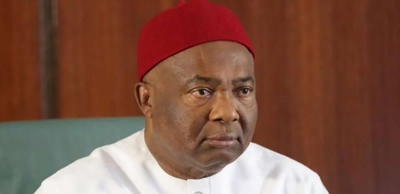 Governor Hope Uzodinma