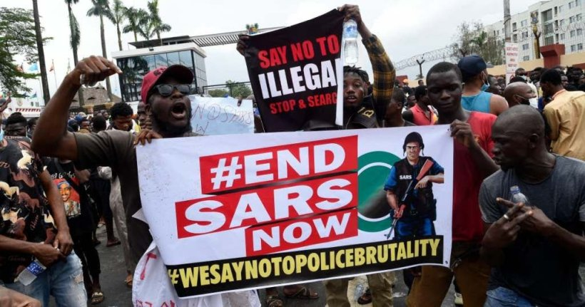 #EndSARS Protests: Between the Conqueror and the Conquered