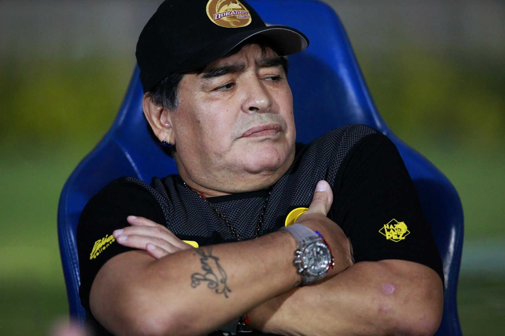 Maradona autopsy shows no drink, illegal drugs