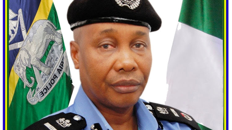Acting Inspector General of Police, Usman Akali Baba
