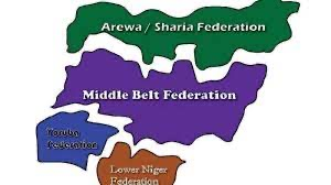 Nigeria Middle Belters defined ahead of restructuring plans POLITICS