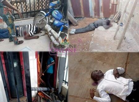 Armed robbers kill six policemen, six others during bank raids in Kwara
