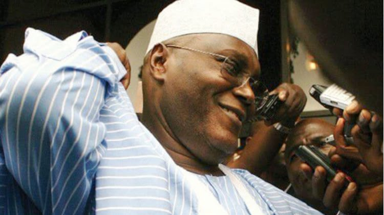 What Atiku said about his endorsement by Afenifere, Ohanaeze, NEF, PANDEF