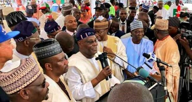 Atiku formally declares bid for 2019 presidency