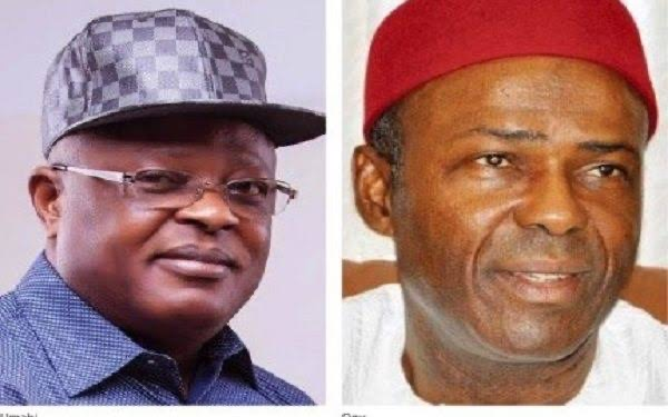 How will Umahi square with Ogbonnaya Onu?