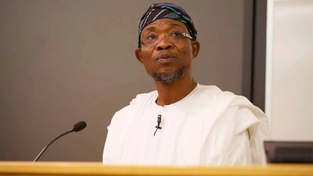 Minister of Interior, Rauf Aregbesola