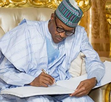 Buhari signs petroleum varsity bill into law