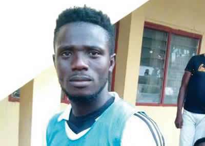 Imo footballer killed, buried in shallow grave