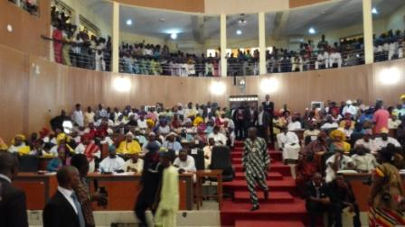 Ekiti Deputy Speaker, Chief Whip impeached, replaced