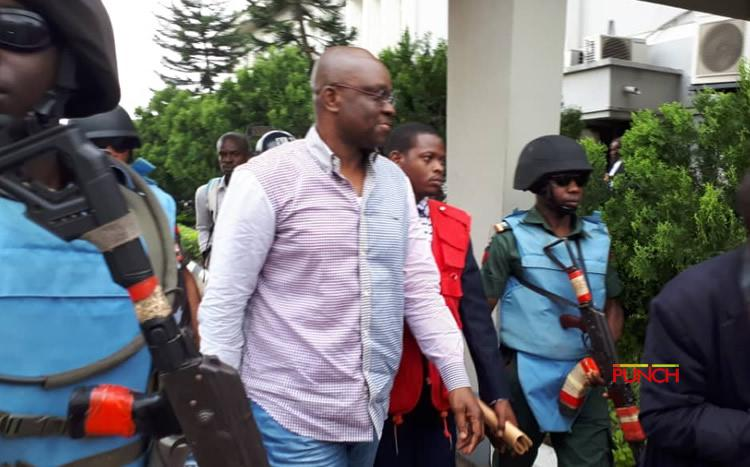 Fayose in court Monday