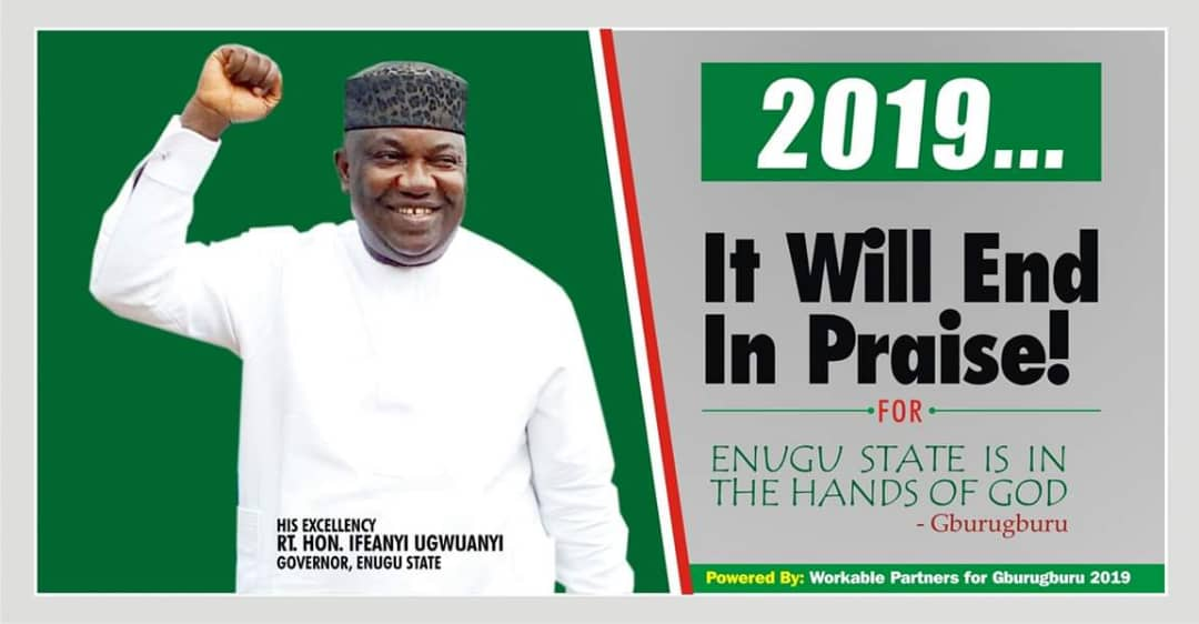 Reappraising Ugwuanyi's giant strides in Enugu State