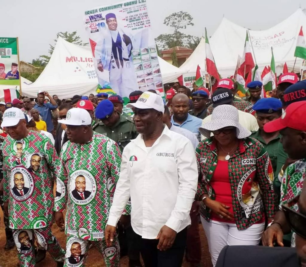Ekweremadu, Nwobodo, Onuaguluchi, others eulogise Ugwuanyi, endorse his re-election