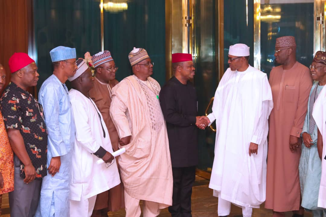 Federal character, press freedom: I'll correct lapses of my first tenure – Buhari