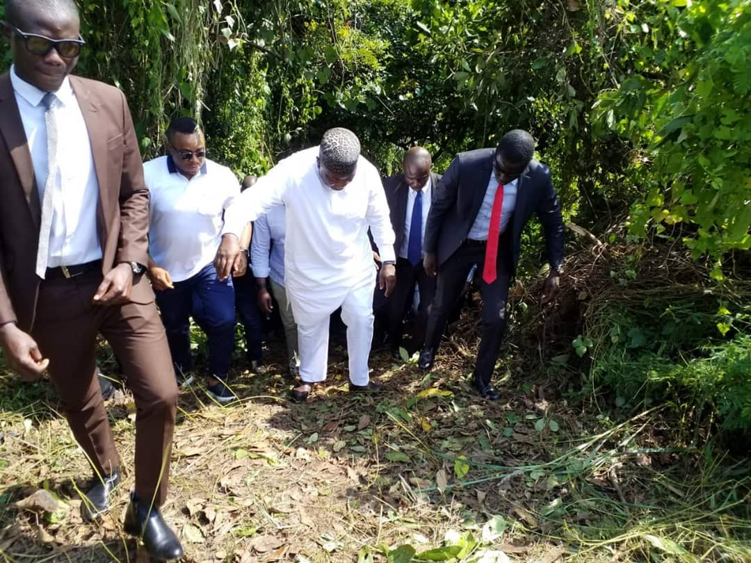 Insecurity: Ugwuanyi orders demolition of caves in Awgu forests