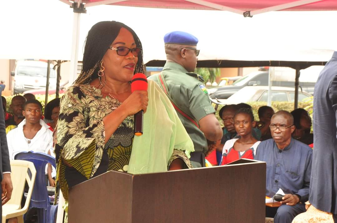 1,600 patients benefit from Mrs. Ugwuanyi, US-based foundation free medical outreach