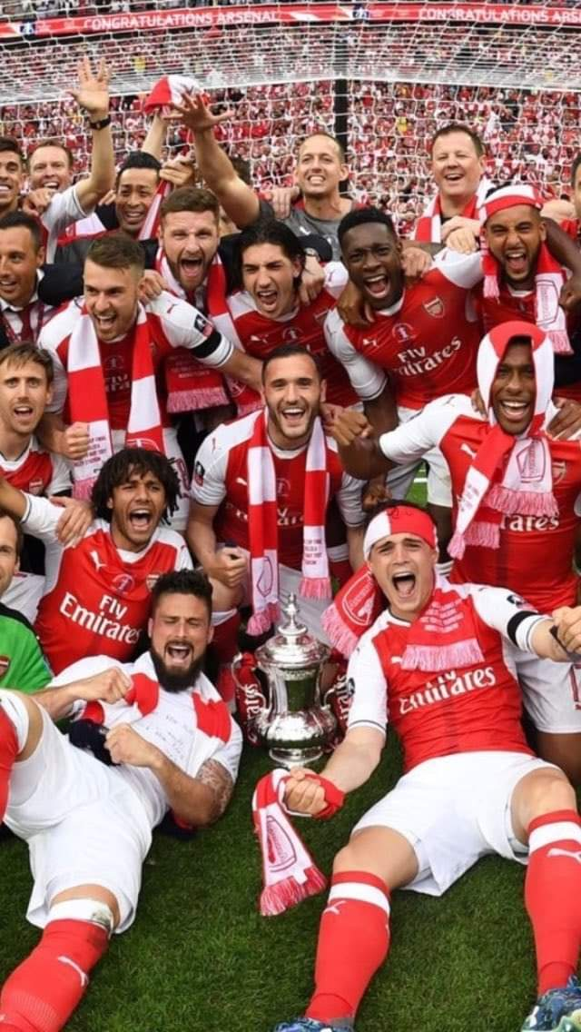 Arsenal beat Chelsea to win FA Cup Final