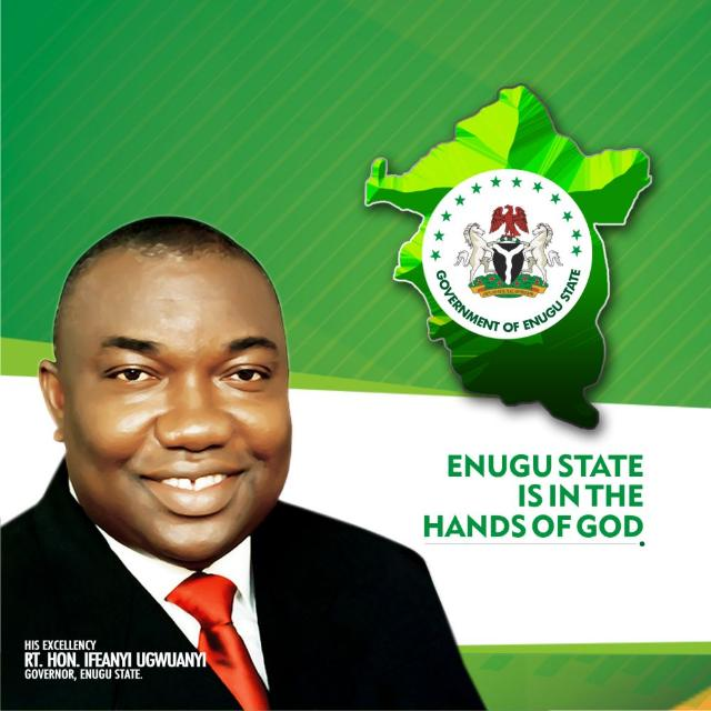 Enugu State @ 29: Ugwuanyi's legacies of peace, good governance