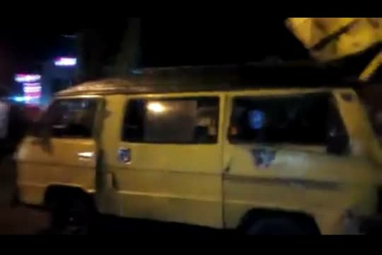 Bomb blast hits commuter bus in Enugu