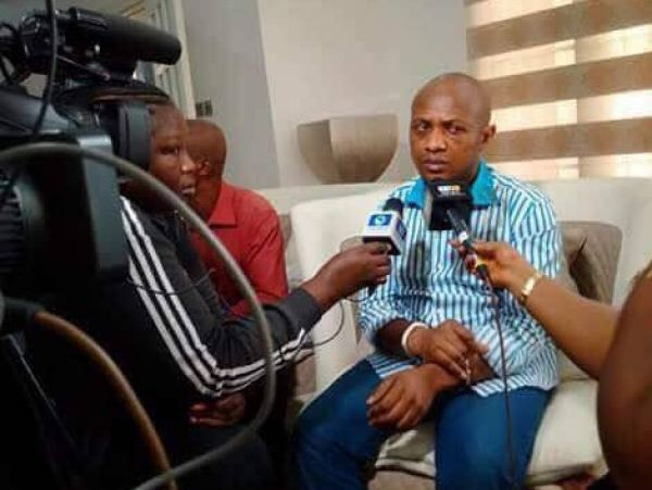 Kidnap Kingpin, Evans sues Police for seizing his Trucks