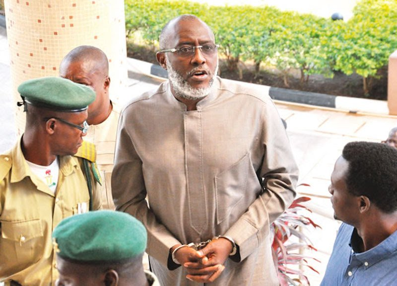 Metuh, Lawyers absent from Court as his trial proceeds