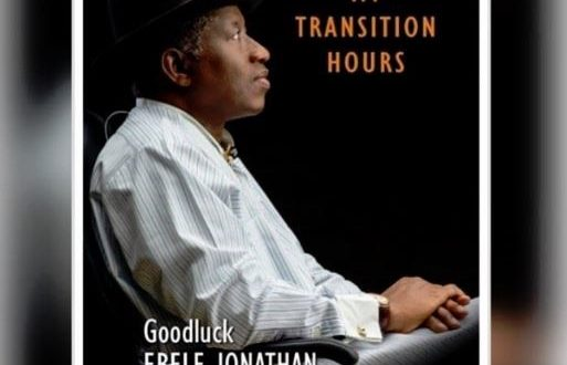 My Transition Hours': Jonathan shreds Shettima over Chibok girls