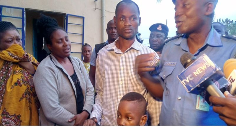 Missing child found with new parent who paid N1.05 million to adopt him
