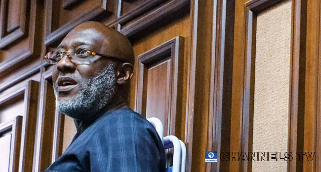 Olisa Metuh  convicted