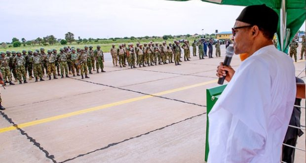 Buhari orders ruthless military action against bandits