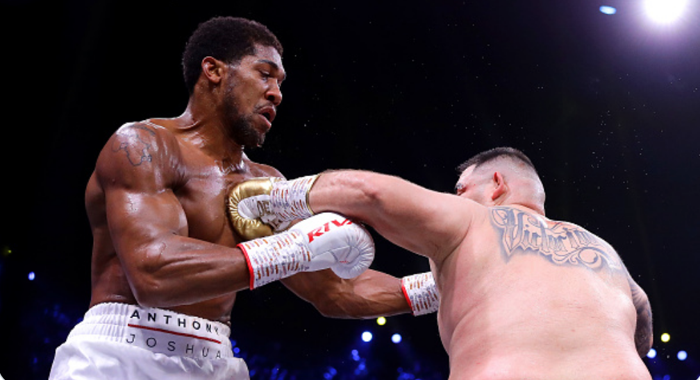 Joshua defeats Ruiz, reclaims world boxing titles