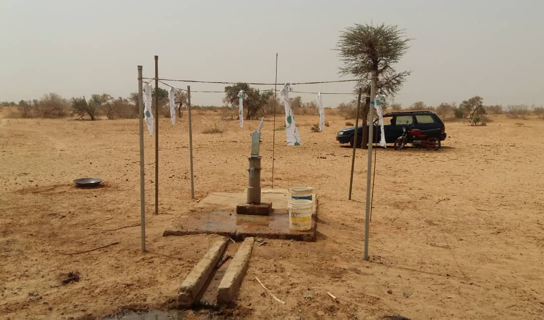 Gateman rejects house offer, opts for borehole in his community