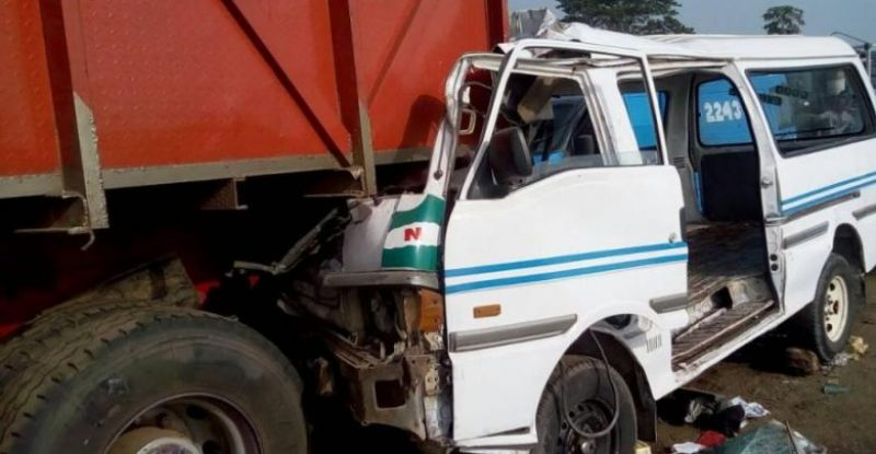 TRAGEDY: 22 students perish as school bus runs into a truck in Kano