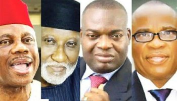 GOVERNORSHIP CONTENDERS