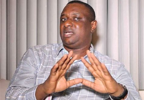Keyamo denies collecting money from NNPC for Buhari's campaign