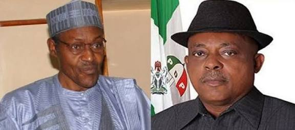 PDP national chairman asks Buhari to quit