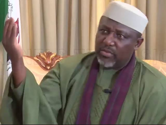 People I respect, INEC frustrating me, says Okorocha