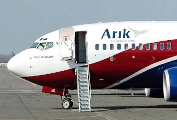 Arik Air not suitable as national carrier, says Aviation Minister
