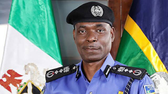 Inspector General of Police, Mohammed Adamu