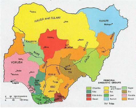 How ethnicity will destroy Nigeria