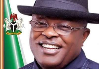Chief David Nweze Umahi, Governor of Ebonyi state