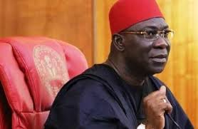 Senator  I've Ekweremadu