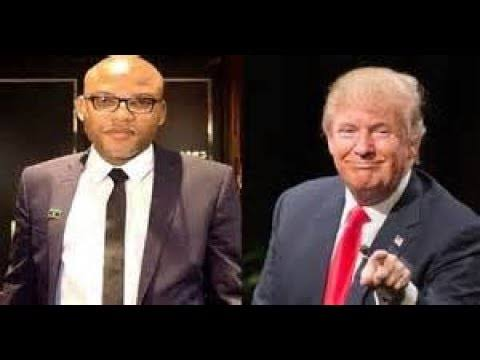 Kanu and Trump
