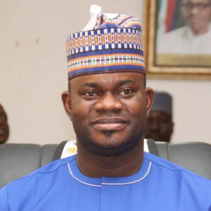 Gov. Bello flags off Adumu-Ogugu Erosion Control, Inspects road project